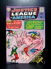 COMICS: DC: Justice League of America #37 (1965), 1st SA Mr Terrific app - RARE