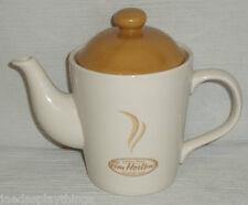 Tim Hortons Teapot Coffee Pot Advertising 16 Oz Canada Always Fresh