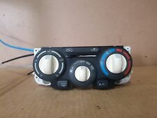 Nissan Micra 09 Model Heater A/C Switches Controls (#B449)