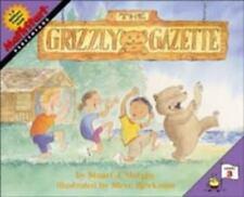 The Grizzly Gazette (MathStart 3) Murphy, Stuart J. Paperback