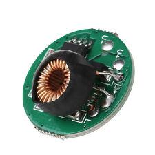 10W 3-12V 20MM With Switch Flashlight Driver Board T6/U2 XM-L2/U2 LED New 1Pc
