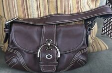 Authentic Mint Coach Leather Soho Hobo Shoulder Bag #F06D-F10188 Great condition