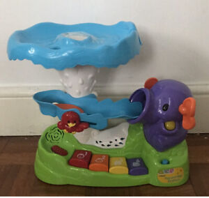VTech Pop and Play Elephant Musical Toy