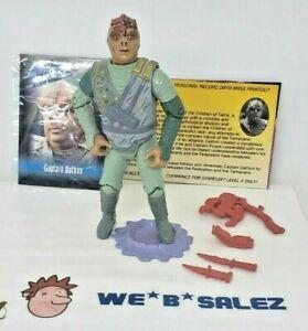 """Star Trek TNG Captain Dathon 5"""" Action Figure Complete Playmates 6060 1993"""