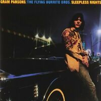 Gram Parsons - Sleepless Nights [CD]