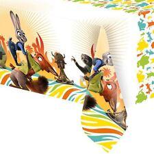 Disney Zootropolis Plastic tablecover (180cm x 120cm)