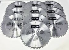 "(10-pack) RYOBI 969196001 10"" 36-Tooth Carbide-Tipped Saw Blades"