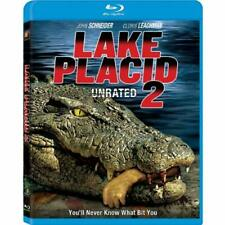 Lake Placid 2 Unrated Edition Blu-Ray On Blu-Ray Mystery Very Good