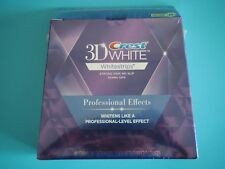 Crest 3D Whitestrips Professional Effects 20 pouche with 40 strips