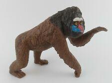 "Vintage AAA Dosing Orangutan Loose 4.5"" Toy Animal Figure Rare to find"