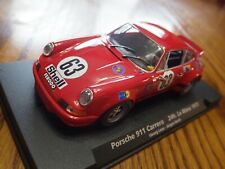Fly Porsche 911 Carrera RS Le Mans 1973 Plastic Slot Car 1:32 (Spain) Red NIB