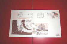 Pioneer -  Saturn Closest Approach to Saturn  9/1/1979  Cachet / Label addressed