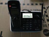 UNIDEN XDECT 8155 Base Station + AC adapter +  Handset