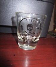 THE EYELINERS SHOT GLASS Brand New ~ Never used! Promotional item!