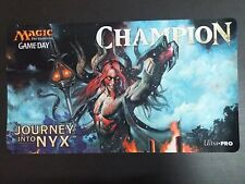 MTG - Playmat Tappetino - Journey Into Nyx Game Day Champion - Ultra Pro NUOVO