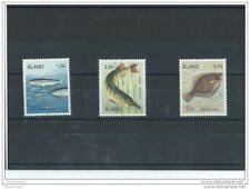 LOT : 122015/499A - ALAND 1990 - YT N° 38/40 NEUF SANS CHARNIERE ** (MNH) GOMME