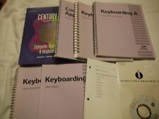 8 PC. ABEKA COMPUTER APPLICATIONS --NOW CALLED KEYBOARDING & DOCUMENT PROCESSING