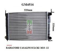 RADIATORE MOTORE CASALINI SULKI M10 M12 GM4516