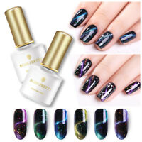 BORN PRETTY 6ml Magnetisch Gellack Shimmer Soak Off Nagel Kusnt Gel Varnish