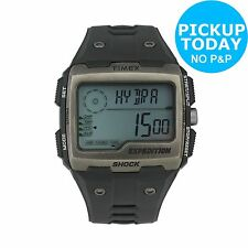 Timex Men's Expedition Grid Shock Digital Strap Watch :The Official Argos Store
