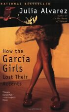 How the Garcia Girls Lost Their Accents (Plume Contemporary Fiction) by Julia Al