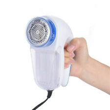 Portable Electric Clothes Lint Pill Fluff Remover Fabric Sweater Fuzz Shaver NEW