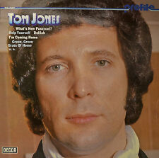 "Tom Jones-What 's New Pussycat? 12"" LP (o565)"
