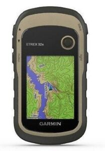 Garmin ETREX 32X Handheld GPS Navigator with AUST GARMIN WARRANTY