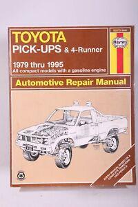 TOYOTA Pickup Service Repair Manual 1995 1994 1993 1992 1991 1990 1989 1988 +