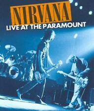 NIRVANA: LIVE AT PARAMOUNT NEW DVD