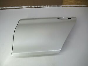 Left Rear Door Shell White(Mineral Weiss) BMW OEM F36 428i 435i 430i Gran Coupe