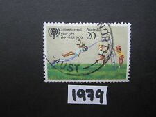 Australian Stamps: 1979 International Year of the Child Used