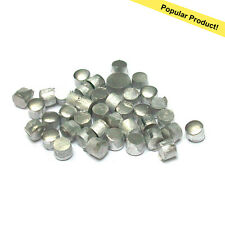 Recycled Aluminum Pellets Hobbyist Jewelry Pieces, 10 lb Bag