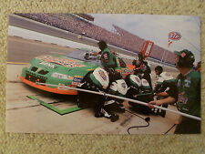 2001 NASCAR Interstate Batteries Car Print / Picture / Poster RARE Awesome L@@K