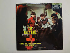"ALLEY CATS/REMAINS:Why Do I Cry-Spain 7"" EP 1965 Epic EP. 9018 4 Tracks PCV"