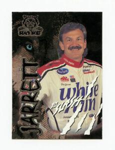 Dale Jarrett 1997 Wheels Predator Black Wolf First Slash Parallel Card 1st #39