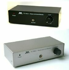 TCC TC-780LC Stereo Line Level Amp / Booster; BLACK