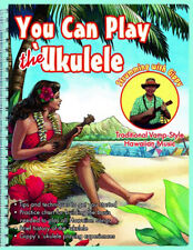 You Can Play The Ukulele By George Cooke Hawaiian Music Guitar Songs Instrument
