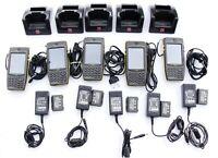 LOT 5 X PCS M3 Mobile MC6500 Green RFID Handheld Computer Barcode Scanner PDA