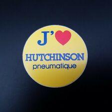 """Sticker """"HUTCHINSON"""" NOS"""