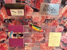 "Just The Right Shoe Raine Originals - ""Fruity"" 2000 New"