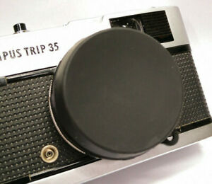 Super Grip Olympus Trip 35 Slip On Lens Cap with Keeper - Fits over ALL Filters