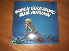 BOBBY GOLDSBORO - BLUE AUTUMN ! 1st 1966 GERMAN PRESS UAS (6) 69138 I!