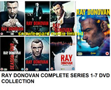 RAY DONOVAN COMPLETE SERIES 1-7 DVD COLLECTION Season 1 2 3 4 5 6 7 UK Release