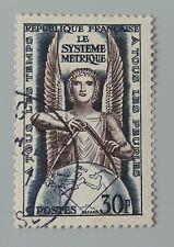 France 1954 998 YT 998 oblitéré