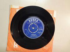 """RAMBLERS: (w/Joe Meek) Dodge City- Just For Chicks-U.K. 7"""" 63 Decca F.11775 Demo"""