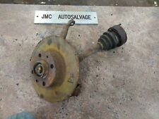 LANCIA BETA COUPE SPYDER NEAR SIDE PASSENGER LEFT FRONT WHEEL HUB + DRIVESHAFT