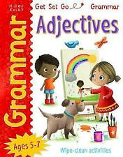 Get Set Go Grammar: Adjectives by Fran Bromage   Paperback Book   9781786171931