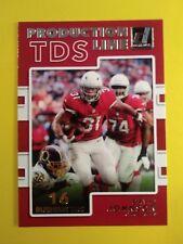 2017 Donruss David Johnson Arizona Cardinals PRODUCTION LINE TDS card #7