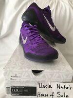 Nike Kobe IX 9 Elite Low 'Michael Jackson Moonwalker', Size 11.5, DS